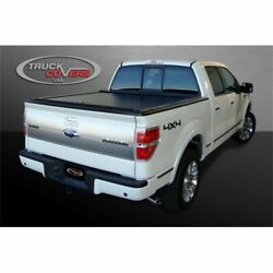 Truck Covers Usa Cr103 Hard Roll-up Tonneau Cover For 04-up F150 Crew 66 New
