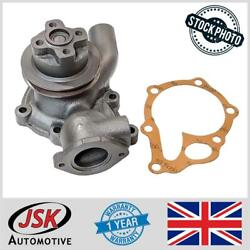 Water Pump With Pulley And Gasket For Implematic David Brown 850 880 890 And 950
