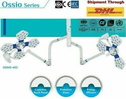 New Examination Ot Light Operation Theater Led Surgical Lamp 4 +3 Dual Light @