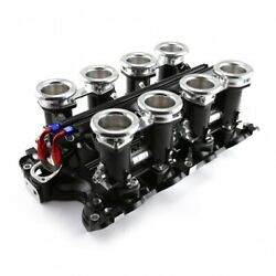 Big Block Ford 429-460 8 Stack Hilborn Style Efi Electronic Fuel Injection