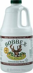 Bobbex Bbxb550105 Deer Repellent Concentrate 64 Ounce