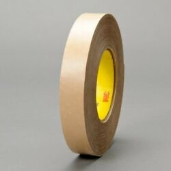 3m 9485pc 6 In X 60 Yd Adhesive Transfer Tape 6 In Clear