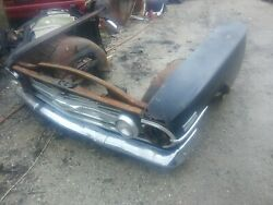 1960 Chevrolet Impala Convertible Front Clip Fenders Grill Sport Coupe Wagon