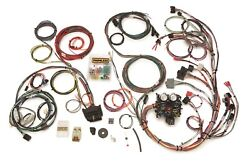 Painless Wiring 10111 23 Circuit Direct Fit Harness Fits 87-91 Wrangler Yj