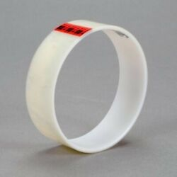 3m 853 3/8 In X 72 Yd Polyester Film Tape 42802 In Transparent