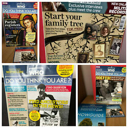 Who Do You Think You Are Magazine Family Tree Genealogy History Issues 44 - 151