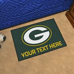 Green Bay Packers She Cave Woman Cave Rug Nfl Fanmats