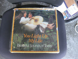 You Light Up My Life - Beautiful Sounds Of Today 1980 Reader's Digest 8lp New