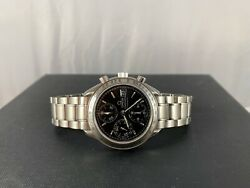 Omega Speedmaster Date Steel Automatic Mens Watch 3513.50 Bf506399