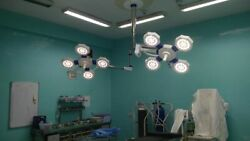 Ot Led Surgical Lights 84 + 84 Led Life 50000 Hrs.protects Uv And Ir Rays Lamp
