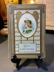 The Little Lame By Dinah Maria Mulock 1900's Rare Every Boys Library