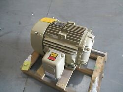 New General Electric 20 Hp Extra Severe Duty Ac Motor - 5ks324ss408d12