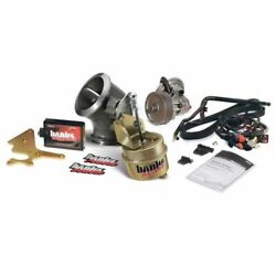 Banks 55226 Exhaust Brake System W/ Cbc Smartlock For Dodge Ram 2500/3500 New