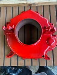 Volvo Penta Gm Engine Bell Housing 3.0l Sx And Dp 3857846-d1 Flywheel Cover - Used