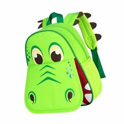 Toddler Backpack 12quot; Dinosaur Backpacks for Boys Dinosaur 2 6 year old $27.99