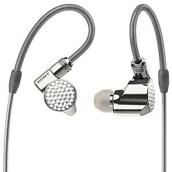 Sony High-resolution compatible canary earphones SONY Signature Series IER-Z1R