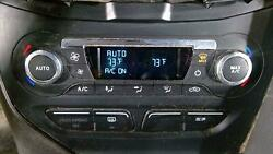 2014 Ford Focus St Digital Climate Control Assembly Tested Oem Dual Zone