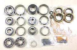 Military Dodge Truck M37 M43 M601 3/4ton Transfer Case Master Bearing Set