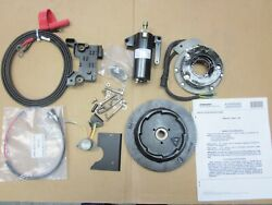 Johnson Evinrude 9.9 Hp And 15 Hp Electric Start Kit 1993 - 2000 584865 586398 New