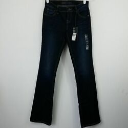 Nwt Guess Mid Rise Slim Fit Bootcut Jeans