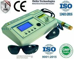 Advanced New Model Low Laser Therapy Physiotherapy Relief Management Machine H66