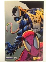 The Amazing Spiderman 1994 Masterprint Cards And Mark Bagley Promo Card 10