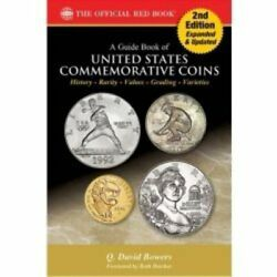 The Official Red Book Guide Book Of Us Commemorative Coins