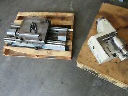 Hardinge Sgss-42 Cnc Lathe Conquest Tail Stock Tailstock Sg-263-2n-352