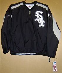 Chicago White Sox Jacket, 5 World Series Caps And World Series Ball Pkg Xl