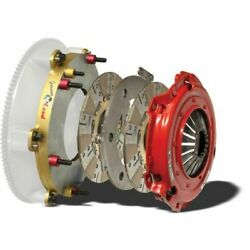 Mcleod 6975-07 Rst Twin Disc Clutch Kit With Sprung Hub And Steel Base Plate New