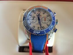 Omega Seamaster Planet Ocean 600M Phelps Limited edition Automatic Swiss