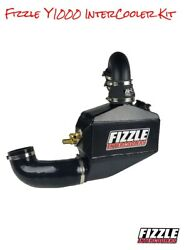 Fizzle Y1000 Yamaha Intercooler Kit Without Blow Off Valve Ff-ym-ic-0019