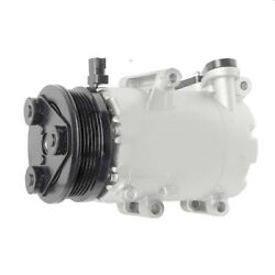 New A/c Compressor For Ford Focus Ii C-max/volvo C30 S40 V50 1.4 1.6 1.8 2003-