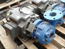 Thermal Care 3 X 3 25hp Centrifugal Pump Bn-carbcm Seal 230/460 Volts 3098k100
