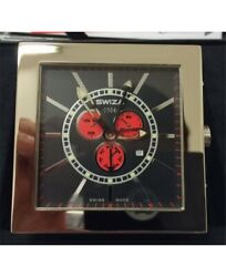 Swiza Watch From Table Nomad Black