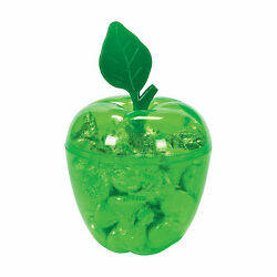 Green Apple Favor Containers - Party Supplies - 12 Pieces