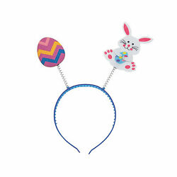 Easter Head Boppers - Apparel Accessories - 36 Pieces