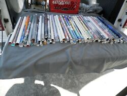 Posters Sports,cartoons,super Heroes And More Lot Of 70 Nip
