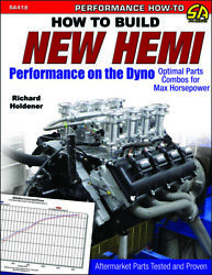 How To Build 2003-2018 Hemi Performance On The Dyno Parts For Max Horsepower