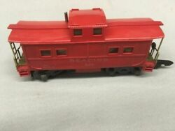 American Flyer Vintage Reading 630 Lighted Caboose