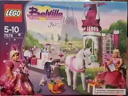 New Lego Belville Fairytales Ultimate Princesses 7578 Sealed Ages 5-10