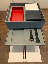 Samsung Galaxy Watch Active 2 And Buds Plus Thom Browne Inc/ Rubber Strap And Box