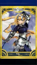 Volks Dd Ruler Jeanne Dand039arc New Article Not Opened Anime Fate Grand Order