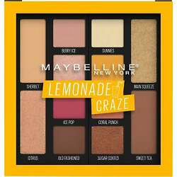 Maybelline New York 12 Pan / Color Eyeshadow Palette - Choose Your Shade