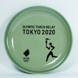 Tokyo 2020 Olympic Torch Relay Obiri Soma Yaki Dish Official Licensed Goods