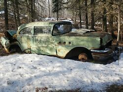 56 Buick Special Parts Rough Project