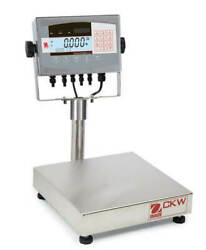 Ohaus Ckw15l71xw Bench Scale 30448474