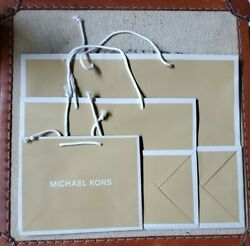 MICHAEL KORS Paper Gift Bags - U Choose Size (New) $6.50