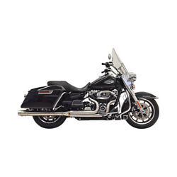 Bassani Xhaust Road Rage Iii 2-into-1 System For 2017-20 Harley Models - 1f50ss