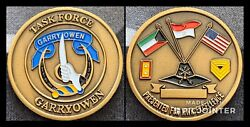 Vice Chairman Joint Chiefs Of Staff Vcjos Admiral William Owens Challenge Coin